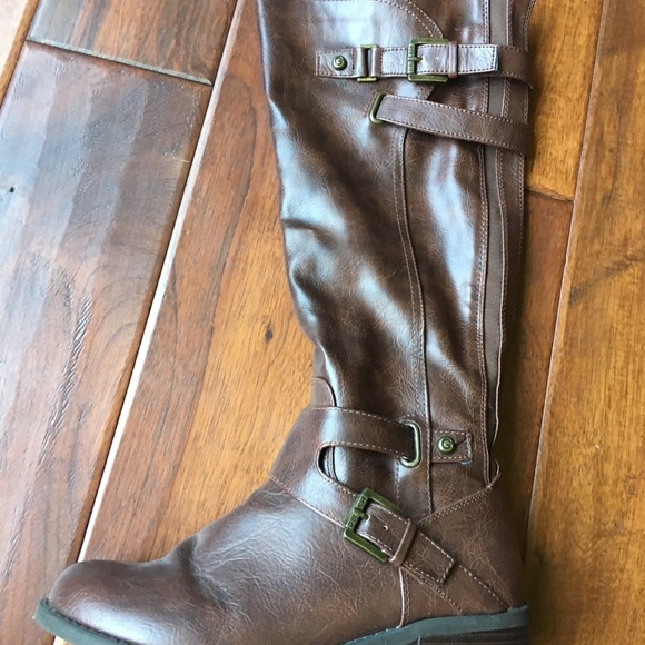 G by Guess tall boots